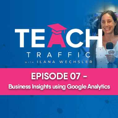 Business Insights using Google Analytics