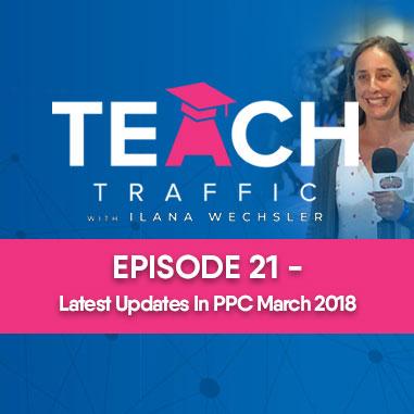 PPC Updates March 2018