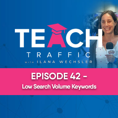 What To Do When Your Keywords Are Low Search Volume