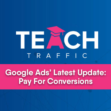 Pay For Conversions