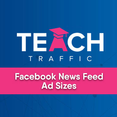Facebook News Feed Ad Sizes