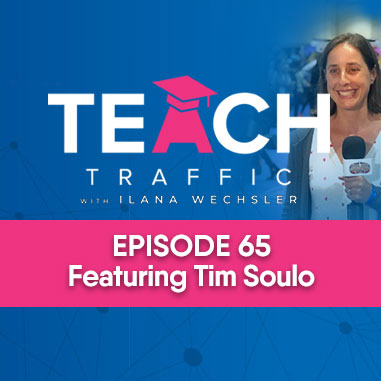 content marketing with tim soulo